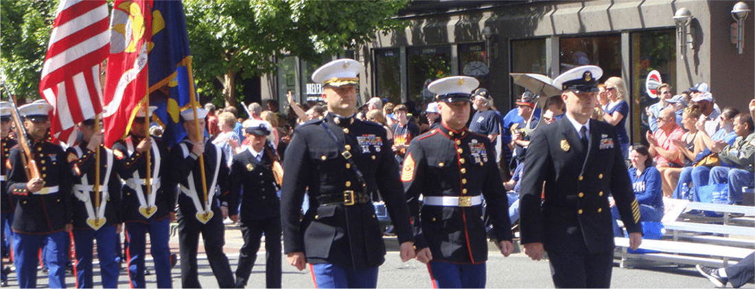 Bremerton Armed Forces Day Parade